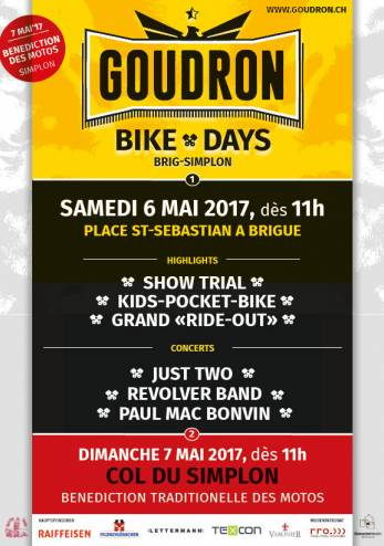 Bénédiction des motards au Simplon :: 05 mai 2019 :: Agenda :: ActuMoto.ch