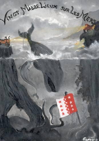 2e Vingt Mille Lieux sur Les Mers :: 14-15 septembre 2019 :: Agenda :: ActuMoto.ch