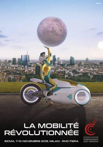 Salon international de la moto EICMA à Milan :: 07-10 novembre 2019 :: Agenda :: ActuMoto.ch