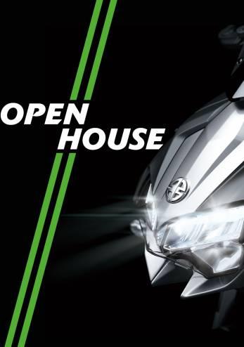 Open House Kawasaki :: 23-24 novembre 2019 :: Agenda :: ActuMoto.ch
