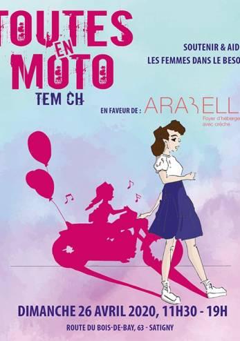 Toutes en Moto Genève :: 26 avril 2020 :: Agenda :: ActuMoto.ch
