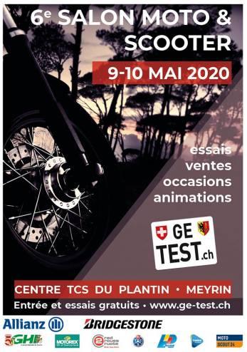 Ge tests motos et scooters :: 09-10 mai 2020 :: Agenda :: ActuMoto.ch