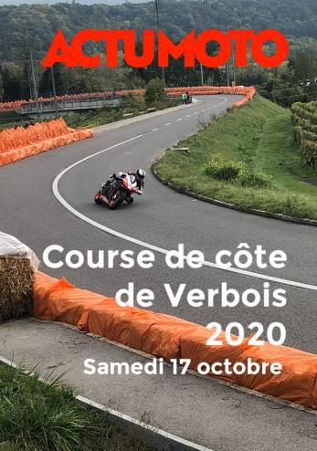 Course de Côte de Verbois :: 17 octobre 2020 :: Agenda :: ActuMoto.ch