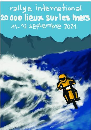 Rallye 20000 Lieux sur les mers :: 11-12 septembre 2021 :: Agenda :: ActuMoto.ch