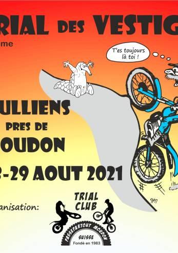 29ème Trial des Vestiges :: 28-29 août 2021 :: Agenda :: ActuMoto.ch
