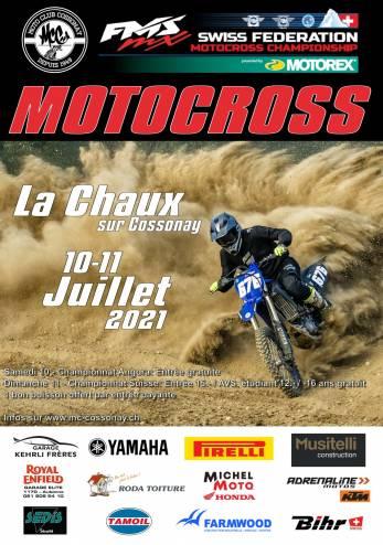 Motocross :: 10-11 juillet 2021 :: Agenda :: ActuMoto.ch